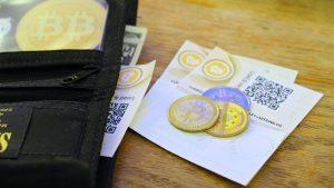 Bitcoinové papírové peněženky: průvodce krok za krokem