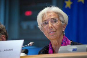 """Christine Lagarde: """"Bitcoin není pro centrální banky"""""""