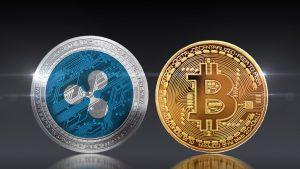 Bitcoin vs Ripple: který roste více?