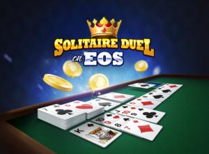 Solitaire Duel - návod, blockchainová hra na EOS