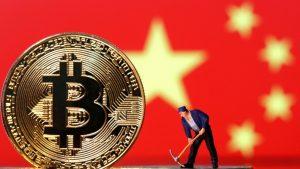 Čína má problém s těžbou BTC