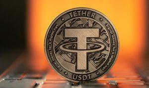 Tether dosahuje tržní kapitalizace 45 miliard dolarů