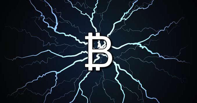 Rozdíl mezi BTC na Lightning Network a BTC v řetězci?